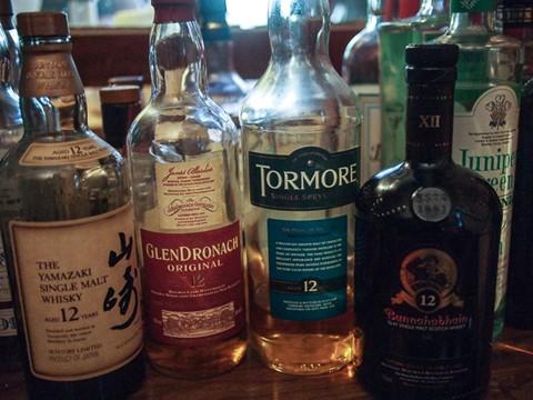pennypacker whisky test