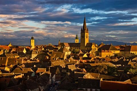 Hermannstadt (rumänisch Sibiu) Foto & Bild | europe ...  |Hermannstadt