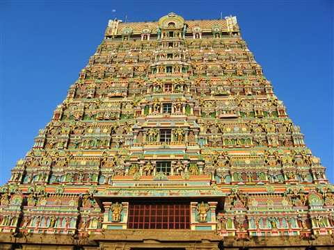 Temple at Tenkasi: GSanthanam: Galleries: Digital ...