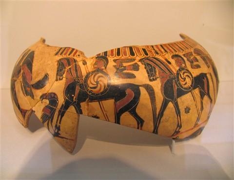 Trojan War Artifact: Lex Equine: Galleries: Digital ...