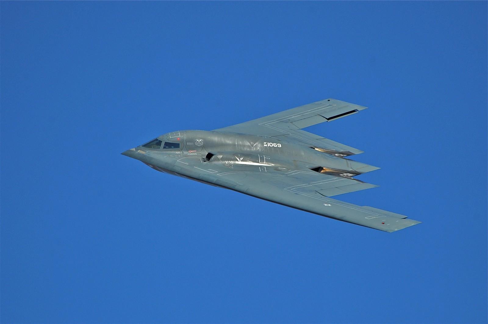 B2 Stealth Bomber: Heart Fixer: Galleries: Digital ...